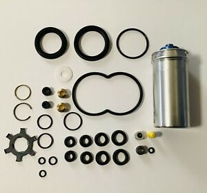 Hydroboost Repair Kit Exact Duplicate For GM 2771004 Ford Dodge, With Canister