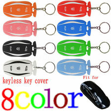 Silicone Car Remote Key FOB Cover Case Holder Skin For Tesla Model S X P85D P70