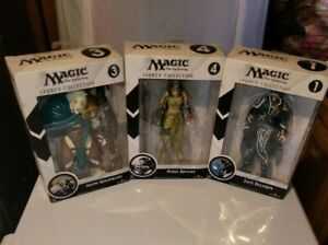 Magic The Gathering Legacy Collection Lot Of 3 Jace Nissa Ajani