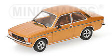 Opel Kadett C Berlina (1978) gold metallic 1:43 Minichamps 400048100