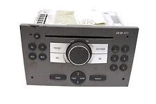 orig. Opel Autoradio CD 30 MP3 Blaupunkt GM 13113145 Astra H Zafira B no Code