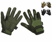 NEU US Tactical Handschuhe Action Bundeswehr Fingerhandschuhe S-2XL