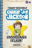 Charlie Joe Jackson - Einschleimen erlaubt: Band 2 ... | Buch | Zustand sehr gut
