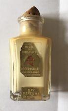 Ancien flacon Roger & Gallet night of delight dry perfume