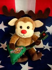 HRC Hard Rock Cafe Online Prototype Christmas 2011 Rendeer 7,5`` Herrington NWT