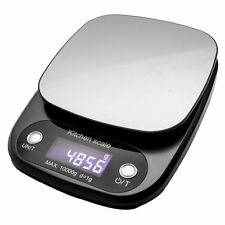 PASBUY 16B Multinational LCD Digital Scale 22lbs Kitchen Food Diet Postal Scale