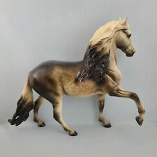 Breyer 576 Sample Glossy Dapple Grey Peruvian Paso Model Horse