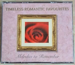 Reader's Digest - Timeless Romantic Favourites- 3 CD Box Set - 62 Tracks