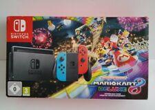 Official Nintendo Switch Mario kart Deluxe Empty BOX.