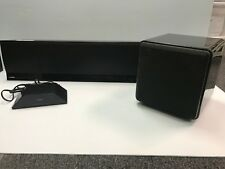 Yamaha YSP-4100 Sound Bar with Wireless Subwoofer SWK-W10 & Accessories