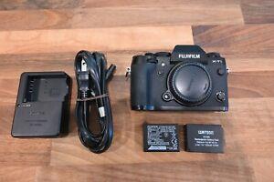 FUJIFILM X-T1 Fuji Camera - Black - 2 Batteries- EXCELLENT CONDITION