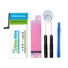 Akku-King Power-Akku ersetzt iPhone 6 Plus / 6P - Li-Polymer 3300mAh - Alle APN