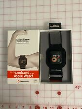 TwelveSouth ActionSleeve Armband for Apple Watch 42mm Black