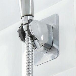 Duschkopfhalter Wandbrausehalter Saugnapf Halterung Ohne Bohren Verstellbar