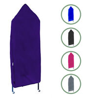 Multi Colours 4ft Clothes Rail Cover Garment Coat Hanger Move Protector Storage