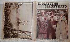 1927 Mara Gallo Miss Italia nave Tarvisio a Castellammare di Stabia Nobile Fiji