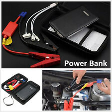 12V Portable Car Jump Starter Pack Booster Battery Charger Emergency Power Bank