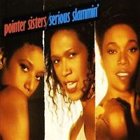 Serious Slammin' by The Pointer Sisters (CD, 1988, BMG (distributor))
