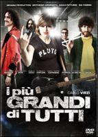 Dvd **I PIÙ GRANDI DI TUTTI** di Carlo Virzì con C.Pandolfi A.Roja C.Spaak 2011