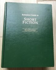 REFERENCE GUIDE TO SHORT FICTION: SECOND EDITION, 1999 St. James Press, 1st HC
