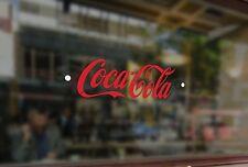 COCA COLA COKE Stencil PUB CAFE AEROGRAFO VINTAGE TAGLIERE IN MYLAR A4 #COK