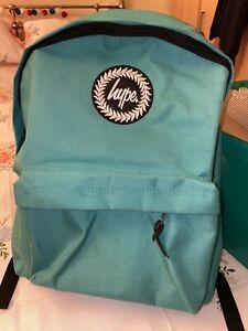 Hype Backpack In Turquoise