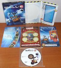 WALL·E [Disney·Pixar DVD] DigiPack, idiomas: Castellano, Catalán e Inglés