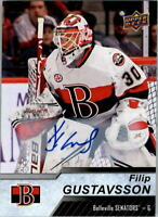 2018-19 Upper Deck AHL Autographs Hockey Card Pick