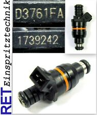 Einspritzdüse 1739242 BMW 318 is E 36 D3761FA gereinigt & geprüft