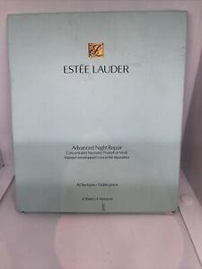 Estee Lauder Face Mask Advanced Night Repair Powerfoil 4 x Sheets - NEW