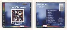 Cd LE ORME Le prime orme NUOVO sigillato BMG Orizzonte 1993