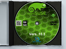 openSUSE Leap Linux 15.3 Install DVD open SUSE für 64 Bit - DVD openSUSE
