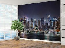 New York City skyline photo Wallpaper wall mural (7324213) Cityscape USA