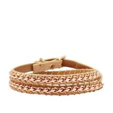 New FOSSIL Chain Double Wrap bracelet