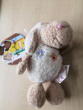Schlüsselanhänger Nici Plüsch Bean Bags Jolly Lovely mit Blümchen