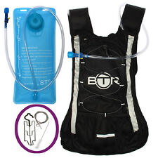 BTR Hydration Backpack Pack & Water Bag Bladder & Hydration Bladder Cleaning Kit