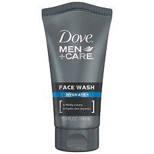 Dove Men + Care Face Wash Hydrate Plus 5 oz