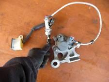 Rear braks caliper line VTR1000 superhawk hawk firestorm vtr 1000 #