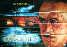 Mary Shelley's Frankenstein German video movie poster A0 Robert De Niro, Branagh