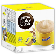 Nescafe DOLCE GUSTO: Nesquik Hot Chocolate Pods -16 pods-FREE SHIPPING