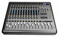 Rockville RPM1470 14 Channel 6000w Powered Mixer w/USB, Effects/14 XDR2 Mic Pres