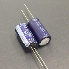 20pcs RUBYCON MHE 220mfd 16v  220uf top grade Capacitor 105℃ 6.3*11mm