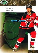 PARKHURST 2003 ROB SKRLAC NHL RC NEW JERSEY DEVILS MINT ROOKIE #95 CARD /500