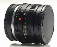 LEICA LEITZ 50mm F2 SUMMICRON R LENS SONY A MOUNT