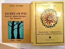 Märchen aus Rumänien, 3 verschiedene Bände !