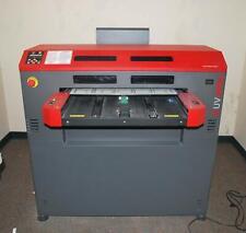 Compress Led Iuv 600s Flatbed Uv Printer Wide Large Format Commercial Business