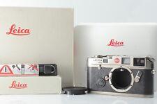 【 Top Mint in BOX 】 LEICA M6 0.72 Titan Titanium Film Camera From Japan #2136