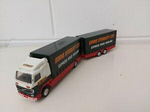 Corgi  - Eddie Stobart Express Road Haulage - Volvo Double Freighter
