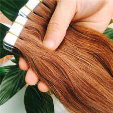 Seamless 16-26inch PU Skin Weft Tape in Ombre Remy Human Hair Extensions
