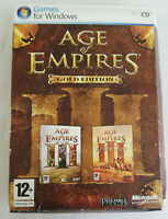 Age of Empires III Gold (PC), MISSING DISC 1
